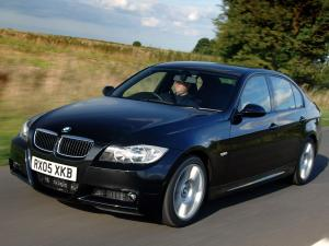 2006 BMW 318d M Sport Package